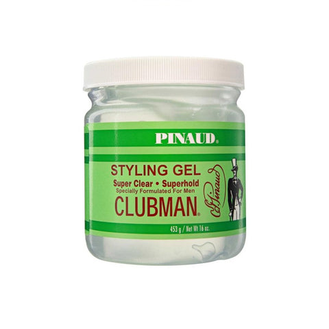 CLUBMAN PINAUD SUPER CLEAR SUPER HOLD STYLING GEL