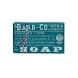 BARR-CO. SPANISH LIME TRIPLE MILLED BAR SOAP