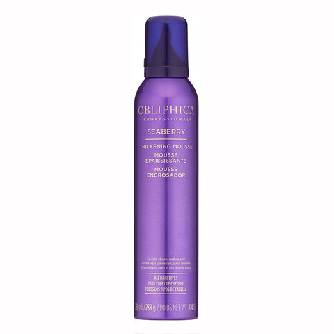 OBLIPHICA PROFESSIONAL Seaberry Thickening Mousse