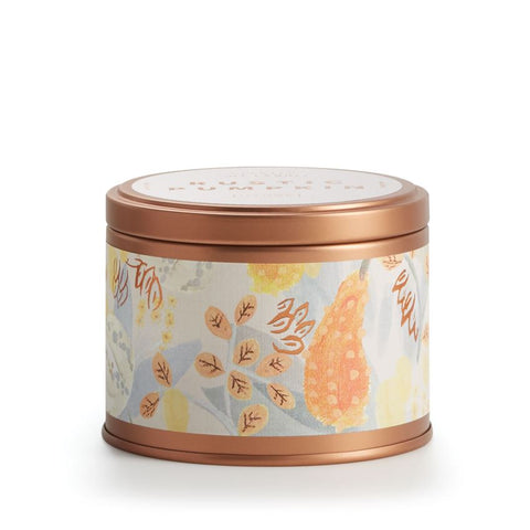 ILLUME Rustic Pumpkin Autumnal Equinox Tin