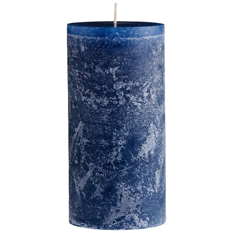 VANCE KITIRA RITZ TIMBER PILLAR CANDLE 3.75 X 4.5