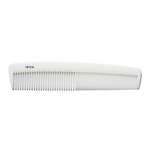 IBIZA HAIR Detangling Comb – White Fatty