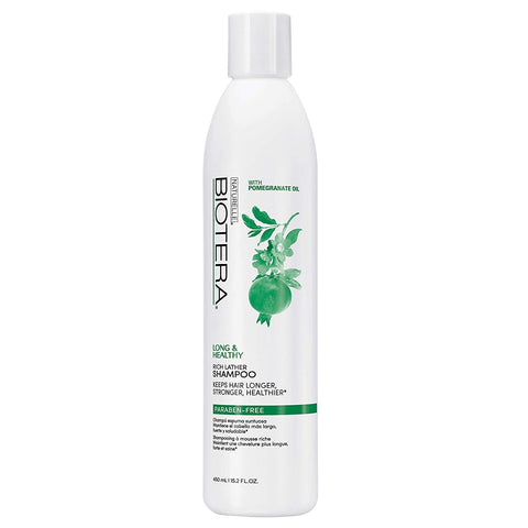 BIOTERA LONG & HEALTHY RICH LATHER SHAMPOO
