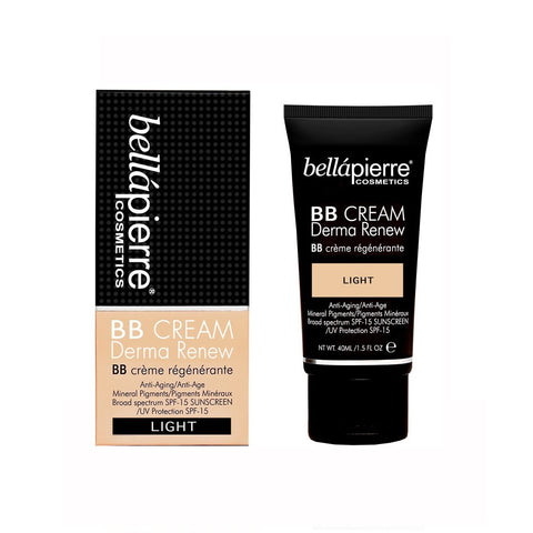BELLAPIERRE COSMETICS Derma Renew BB Cream
