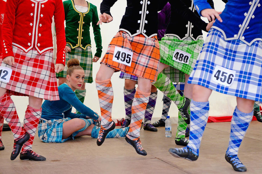 Choosing a Highland Dance Outfit and a Little History