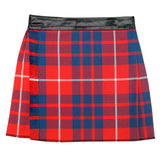12-24 Month Hamilton Red Baby Kilt