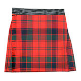12-24 Month Robertson Red Baby Kilt