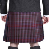 8 Yard Custom Kilt - Medium Weight (13 oz) Back