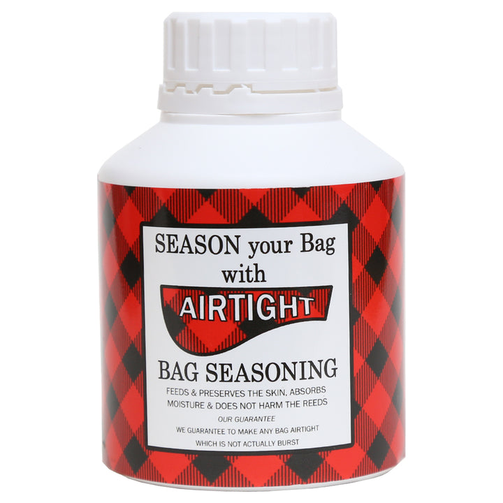Airtight Bagpipe Seasoning Los Angeles San Fransisco Portland Seattle Vancouver Coquitlam