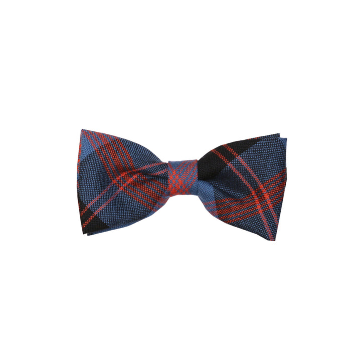 Boy's Tartan Bow Tie - Angus Ancient