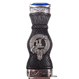Clan Crest Sgian Dubh - Anstruther