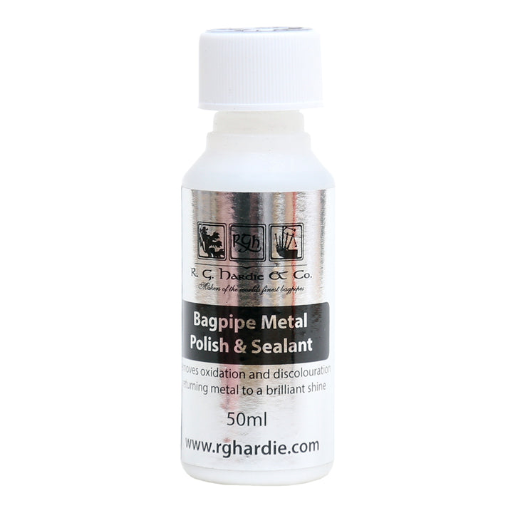 Bagpipe Metal Polish & Sealant