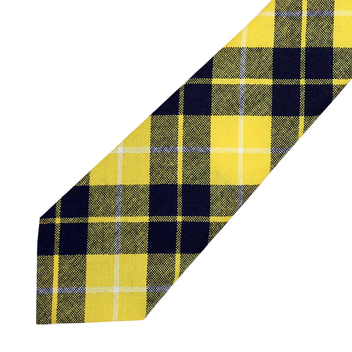 Men's Tartan Tie - Barclay Dress Modern