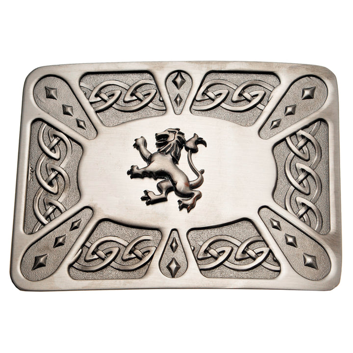 Belt Buckle, Zoomorphic Lion Antique