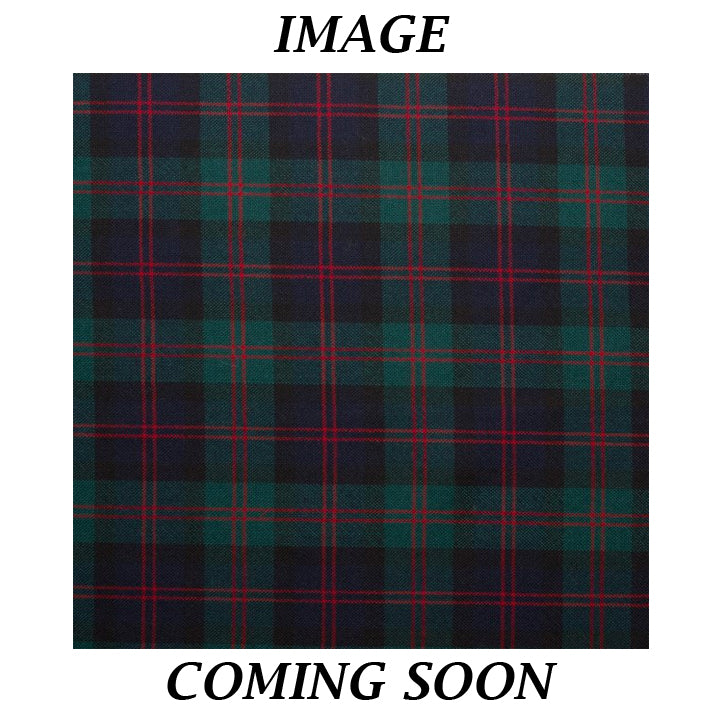 Fine Weight Tartan Scarf - Blair Modern
