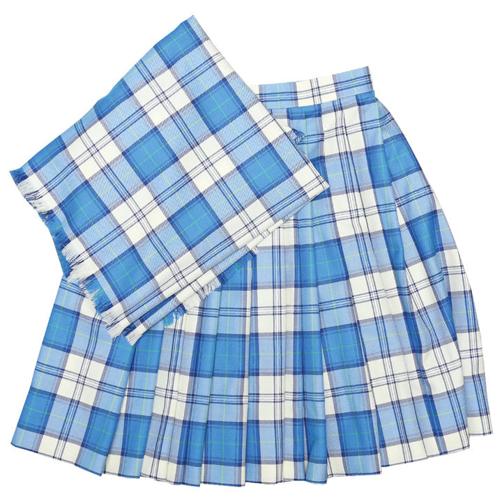 Skirt and Plaid Size 12, House Range