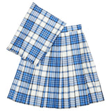 Skirt and Plaid Size 8, House Range