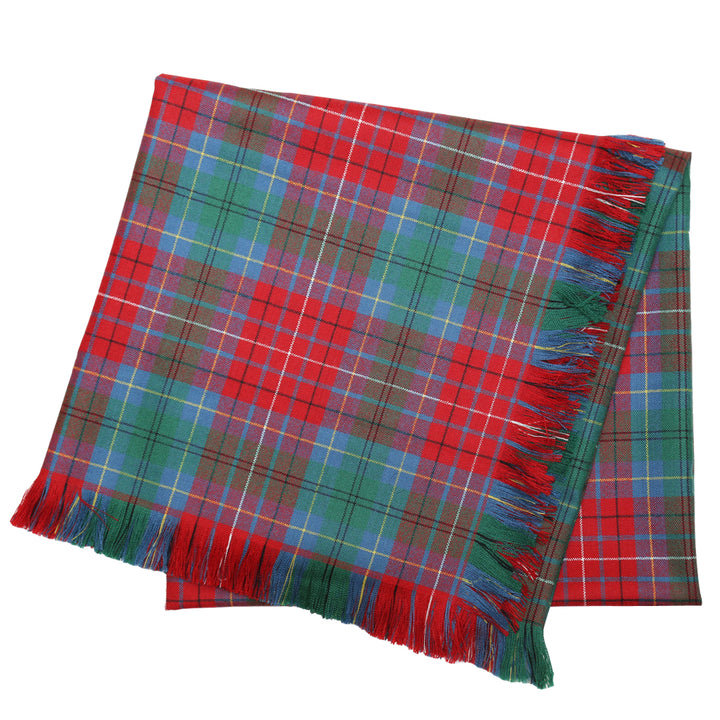 Tartan Shawl - British Columbia Canadian