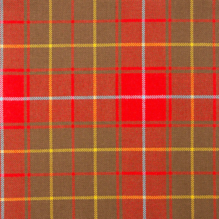 Burnett Weathered Tartan