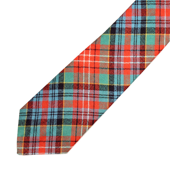 Men's Tartan Tie - Caledonia Ancient