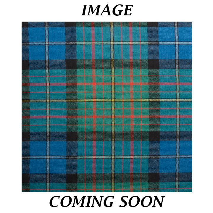 Fine Weight Tartan Scarf - California Muir USA