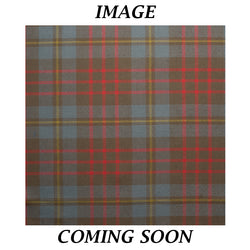 Men's Tartan Tie - Cameron Hunting Weathered