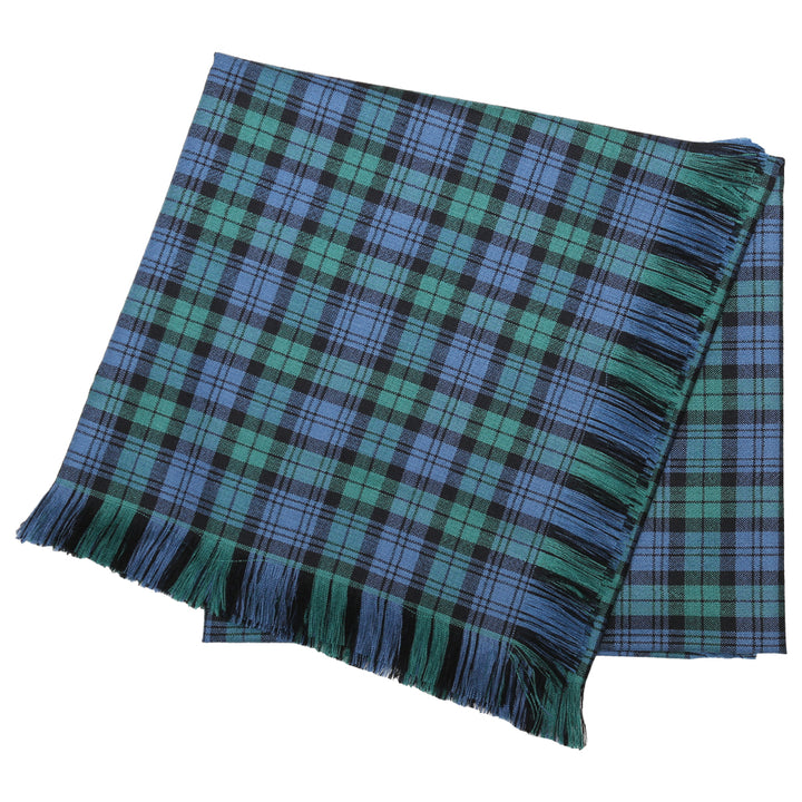 Tartan Shawl - Campbell Ancient
