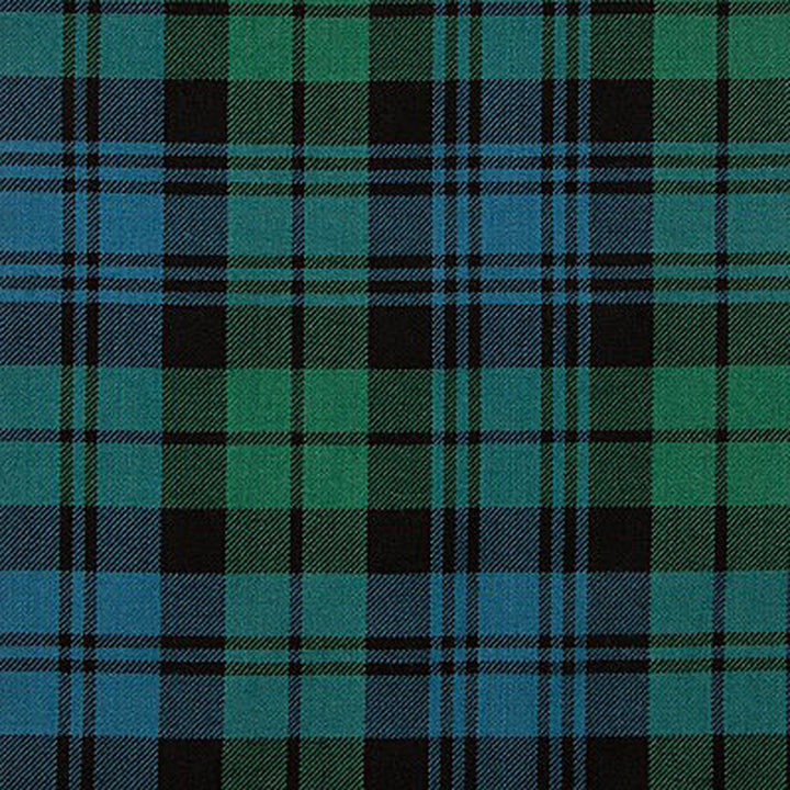 Campbell Old Ancient Tartan