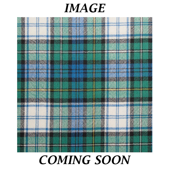 Men's Tartan Tie - Campbell Dress Ancient
