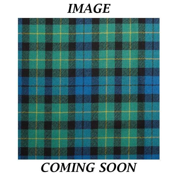 Fine Weight Tartan Scarf - Campbell of Breadalbane Ancient