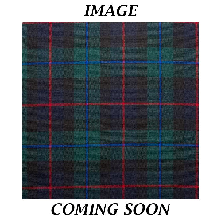 Fine Weight Tartan Scarf - Campbell of Cawdor Modern