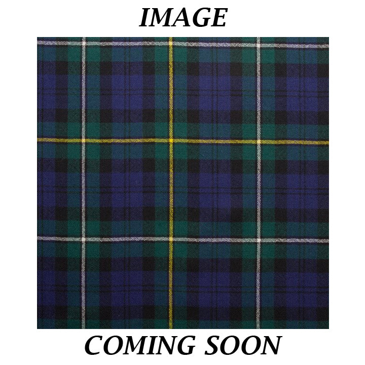 Fine Weight Tartan Scarf - Campbell of Loudon Modern