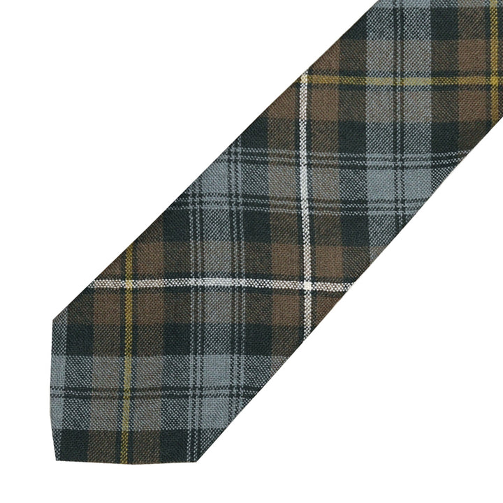 Men's Tartan Tie - Campbell of Argyll Weathered