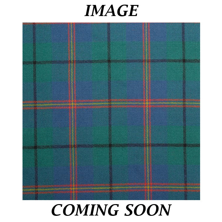 Fine Weight Tartan Scarf - Carmichael Ancient
