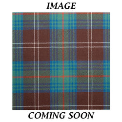 Fine Weight Tartan Scarf - Chisholm Hunting Ancient