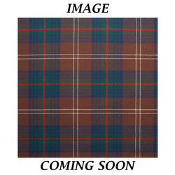 Fine Weight Tartan Scarf - Chisholm Hunting Modern