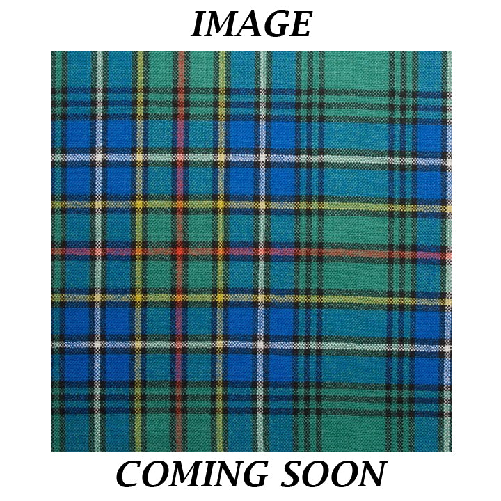 Fine Weight Tartan Scarf - Cockburn Ancient