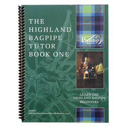 College of Piping Tutor Book 1