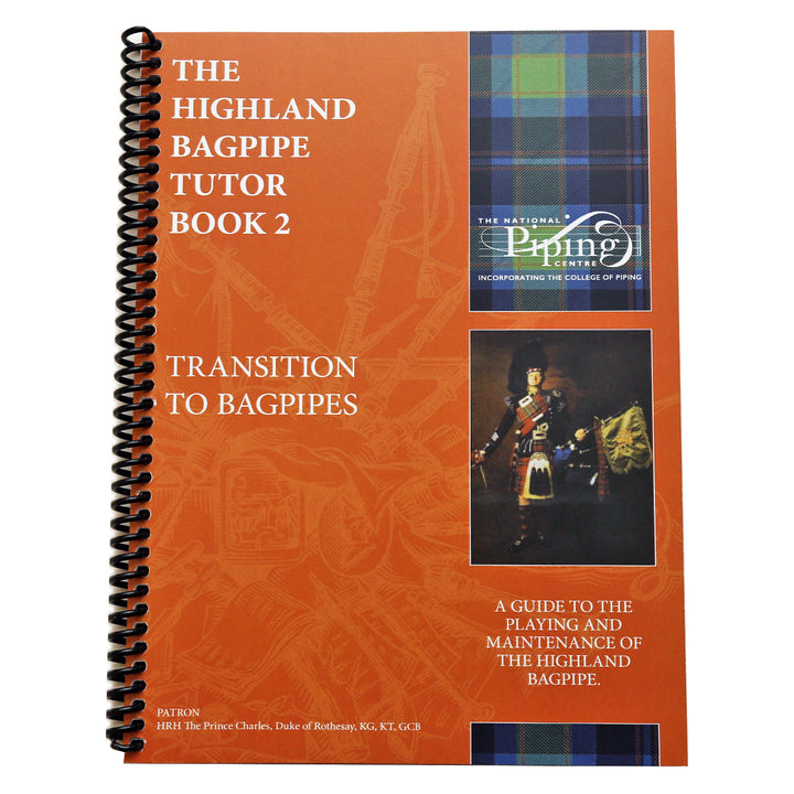 College of Piping Tutor Book 2