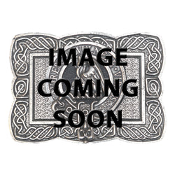 Clan Crest Belt Buckle - Home (Hume)