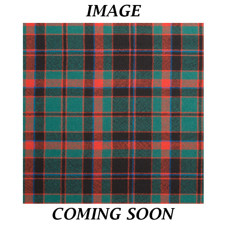 Fine Weight Tartan Scarf - Cumming Hunting Ancient