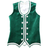 Custom Small Bright Green Highland Vest