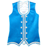 Custom Small Bright Turquoise Highland Vest