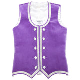 Custom Small Orchid Highland Vest
