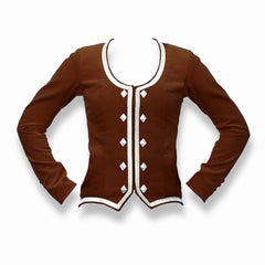 "Highland Dance SOBHD Jacket (Custom Chest Size 32-38"")"