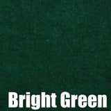Dress Green Menzies Bright Green Velvet