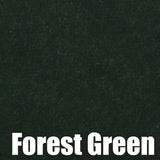 Dress Lime McKellar Forest Green Velvet