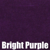 Dress Purple McRae of Conchra Bright Purple Velvet