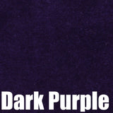 Dress Purple McRae of Conchra Dark Purple Velvet