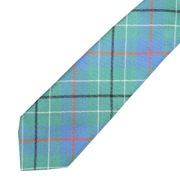 Men's Tartan Tie - Duncan Ancient